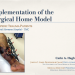 Surgical Home Model
