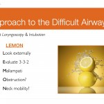 Difficult Airway Mnemonics